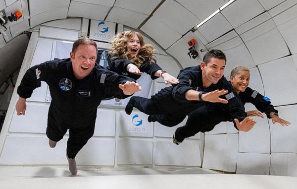 اسپیس ایکس این هفته نخستین مأموریت فضایی کاملا خصوصی تاریخ را انجام می دهد