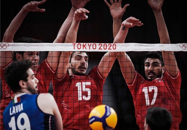 والیبال قهرمانی آسیا ، پیروزی آسان ایران مقابل تایلند
