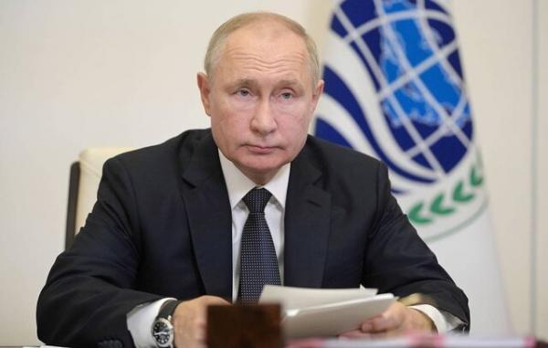 پوتین: از عضویت کامل ایران در سازمان همکاری شانگهای حمایت می کنیم