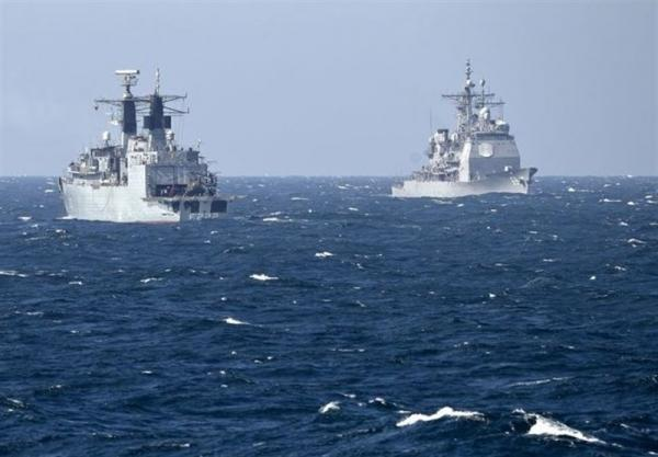تور ارزان گرجستان: ورود 5 کشتی ناتو به سواحل گرجستان برای شرکت در مانور نظامی