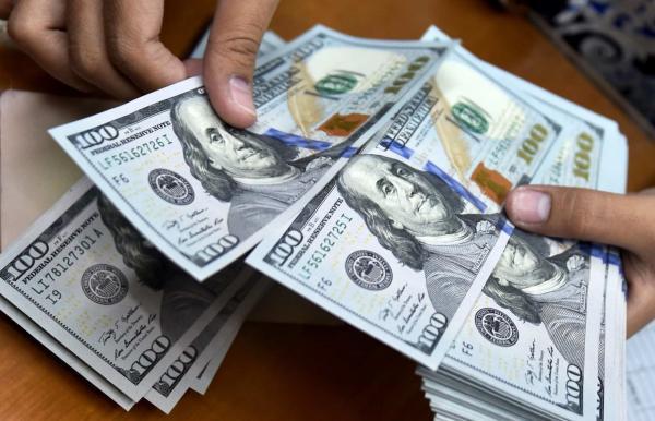 قیمت دلار امروز شنبه 1400، 7، 10